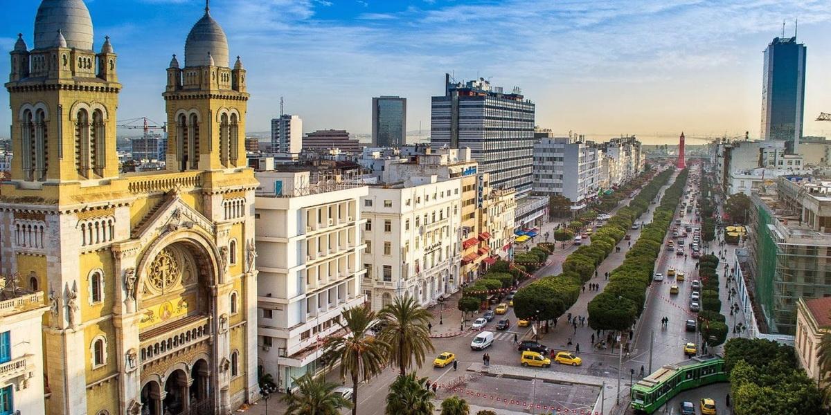 Voyage à Tunis, centre ville et Medina