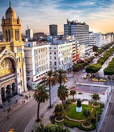 Voyage organisé à Tunis au départ du Maroc