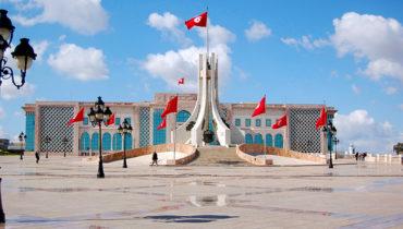 Place de la Kasbah, voyage organisé à Tunis