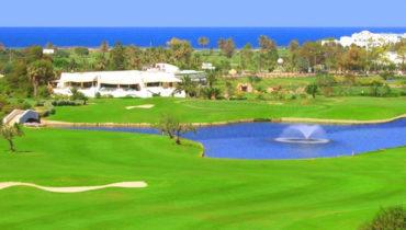 Le golf El Kantaoui