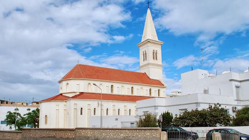 église Saint Félix sousse