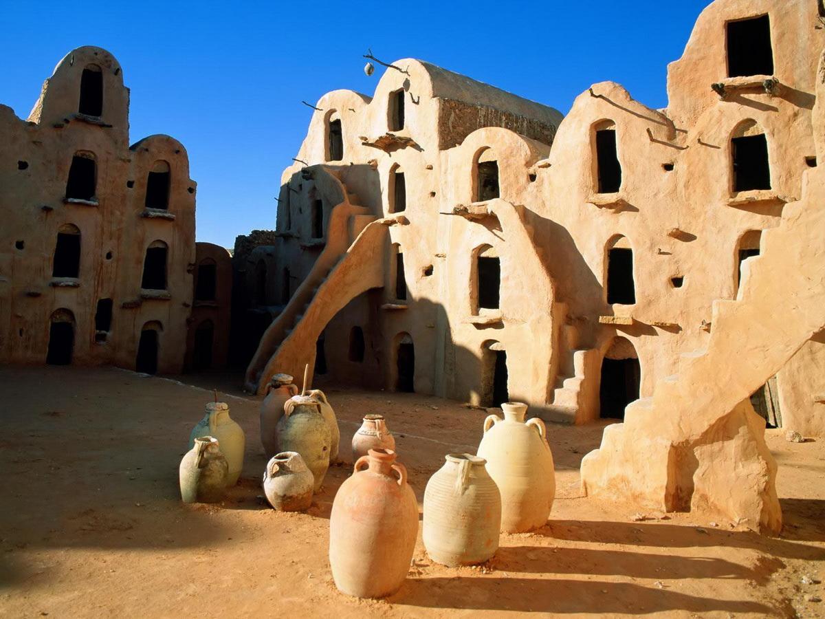 Circuit le Sud de la Tunisie