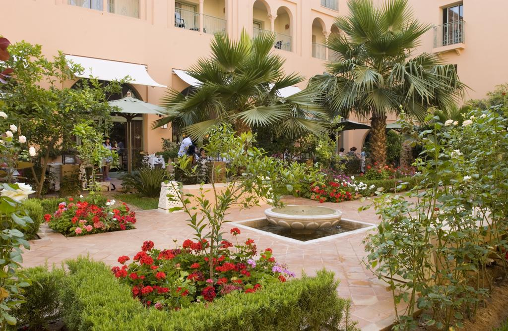 Alhambra-jardin