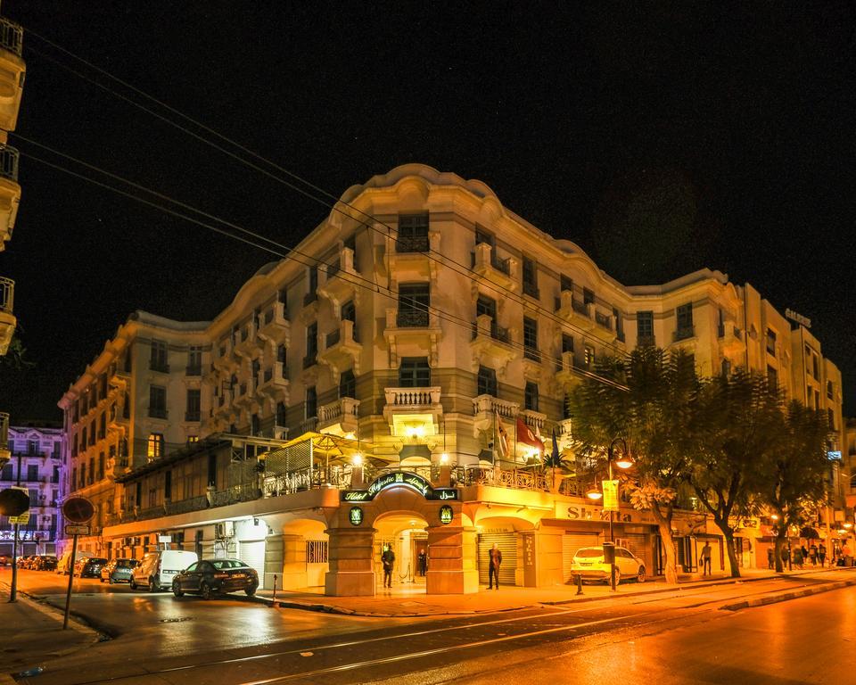 Hotel Majestic Tunis, Séjour Tunisie