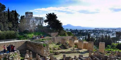 Carthage, sejour Tunisie