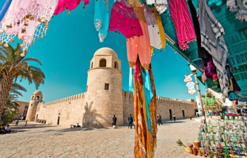Séjour à Sousse, voyage